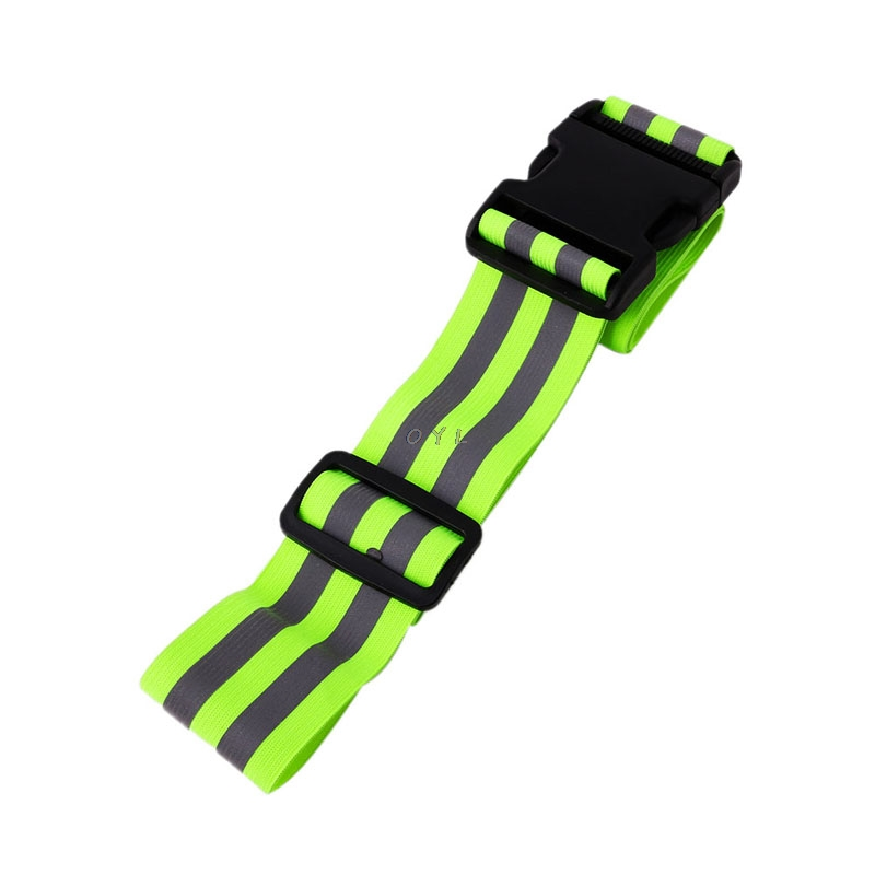 Image 4 - High Visibility Reflective Safety Security Belt For Night Running Walking Biking-in Reflective Material from Security & Protection