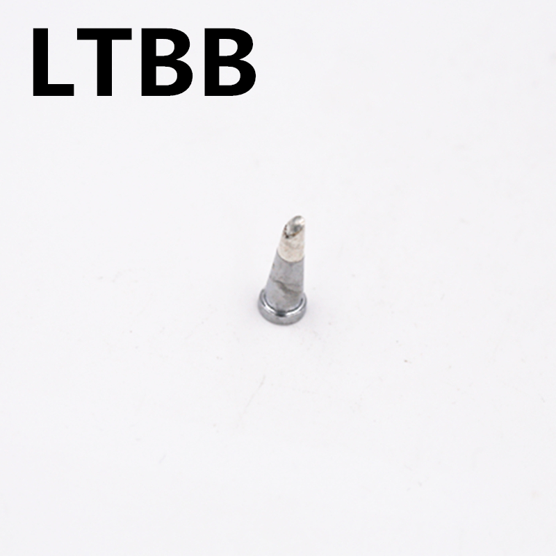 FEORLO 5 uds LTBB sin plomo para Weller punta de hierro de soldadura recta WSP80 hierro WSD81 FE75 MPR80 Estación de soldadura