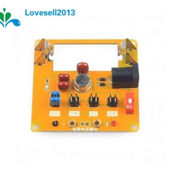 AD584 4-Channel 2.5v/7.5v/5v/10v High Precision Voltage Reference Module AD584L Free Shipping