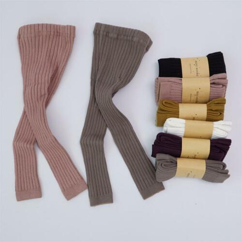 0-5Y Cotton Pantyhose For Girls Kids Newborn Baby Soft Warm Comfortable Tights Stockings Hot-Selling High Quality