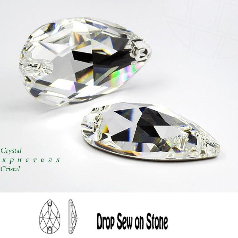 3230 tropfen 7x12 11x18 13x22 17x28 Kristall Steine Nähen Auf ...