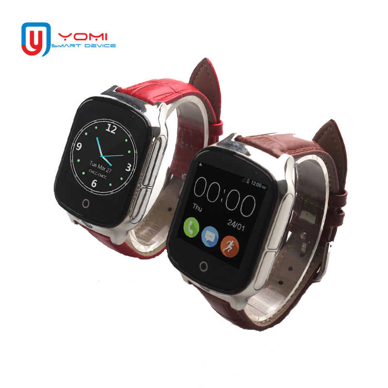 Kids Smart Watch Support SIM Card 3G GPS Wi-Fi Locating Remote Monitor Smartwatch with Camera Anti-lost Watch Baby Smartwatch