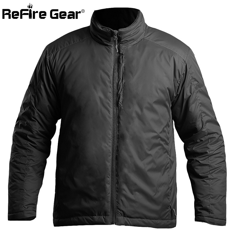 Winter Urban Tactical Military Polit Bomber Jacket Men