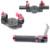 Steadymaker f17803 kit de fibra de carbono dupla handheld para câmera dslr micro-single montagem beholder ds1 ms1 smg evo estabilizador