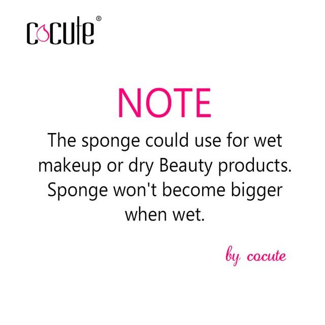 1pc Makeup Foundation Sponge