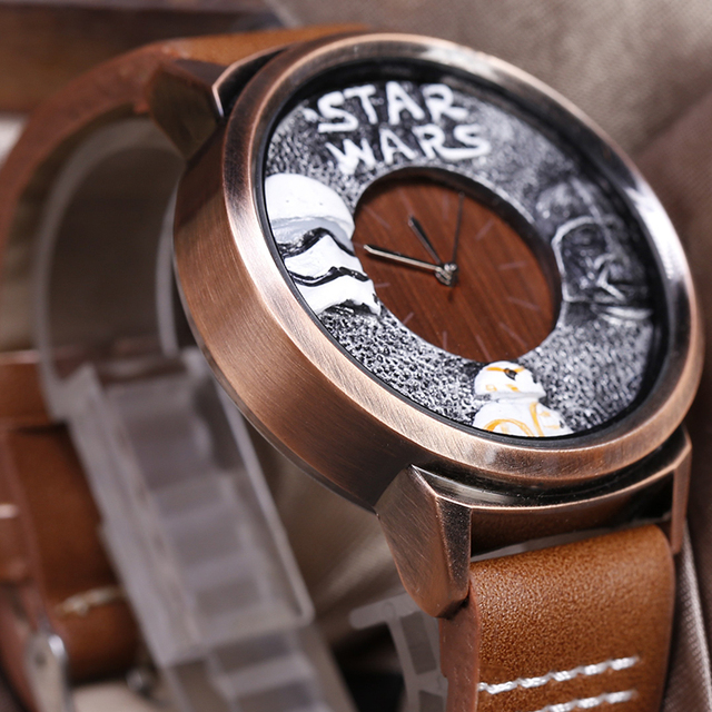 STAR WARS Quartz Men Wristwatch