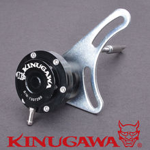 Kinugawa Billet Adjustable Turbo Wastegate Actuator for ISUZU Mercury Mercuiser 1.7L 1.0 bar / 14.7 Psi