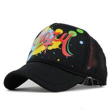 Hipster Acrylic Unisex Baseball Cap