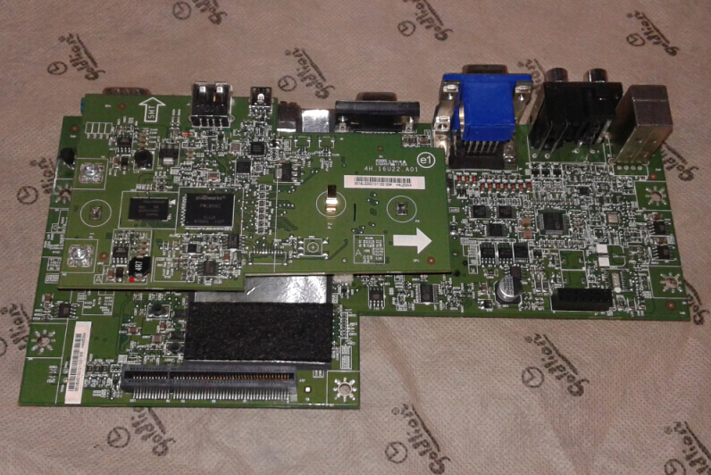 Projector Accessories mother board for BENQ MX660 MX615+