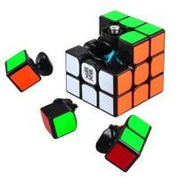 MOYU WEILONG GTS 2M 3x3x3 Version II Magnetic Magic IQ Cube Plastic Puzzle Speed Cube