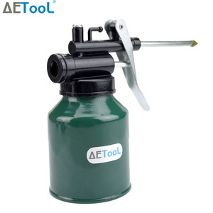Image 2 - AETool 250ml Paint Spray Gun Oil Pump Cans Oiler Hose Grease Machine For Lubricating Airbrush Tools Lubricator Repair Diy Kit