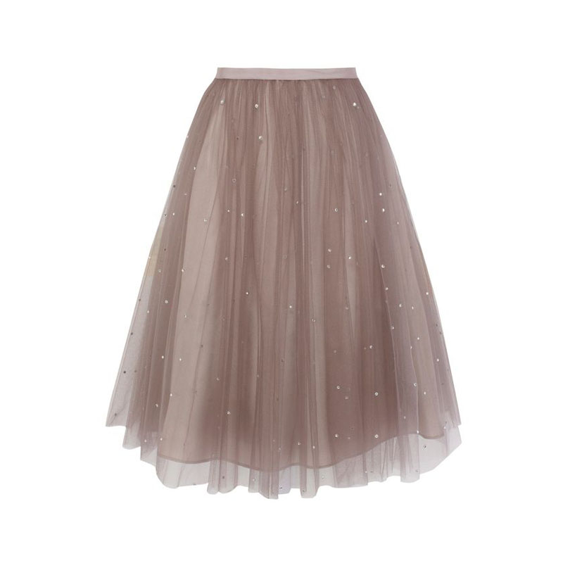 Brown Skirt Promotion-Shop for Promotional Brown Skirt on ...