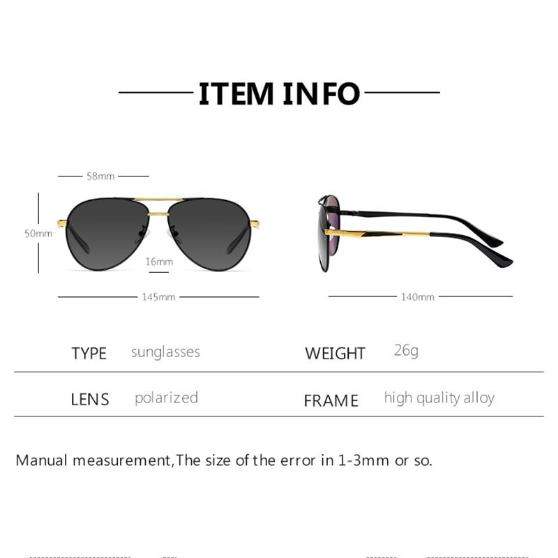 Polarized Sunglasses Man Brand Designer Anti glare Anti Reflective Night vision Goggles Car Driving glasses oculos de sol Z11016 in Men 39 s Sunglasses from Apparel Accessories