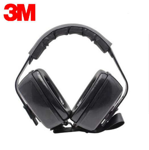 ФОТО 3M 1427 Safety Protective Earmuffs Noise Reduction Multi Angle Wear Hearing Protector for Drivers/Workers E30