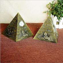 2017 New pyramid of Egypt fine workmanship souvenirs