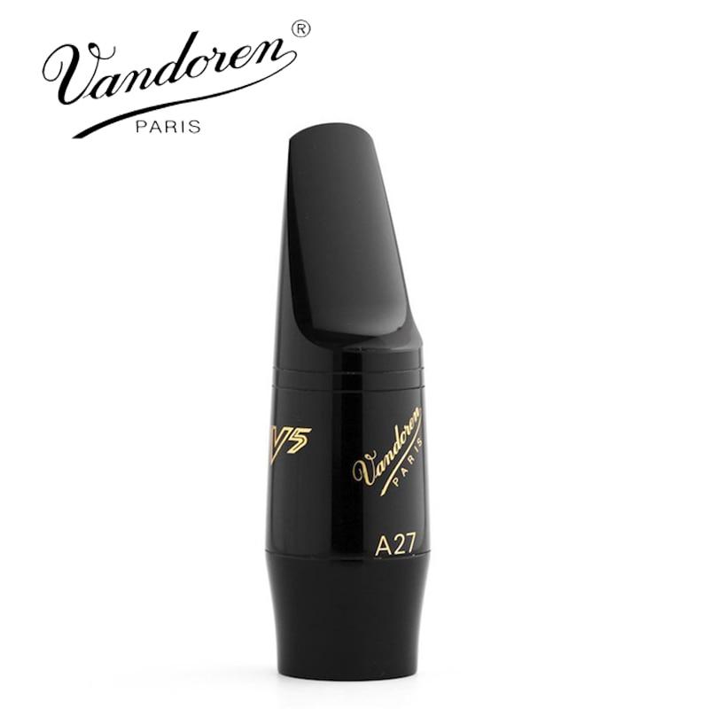 France Vandoren SM414 A27 V5 Series Alto Sax Mouthpiece/ Alto Mib-Eb Sax Mouthpiece