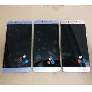 Image 2 - Оригинальное качество для Letv LeEco Le max2 x820 X823 X829 ЖК дисплей кодирующий преобразователь сенсорного экрана в сборе Le max 2 X821 X822 телефон серый