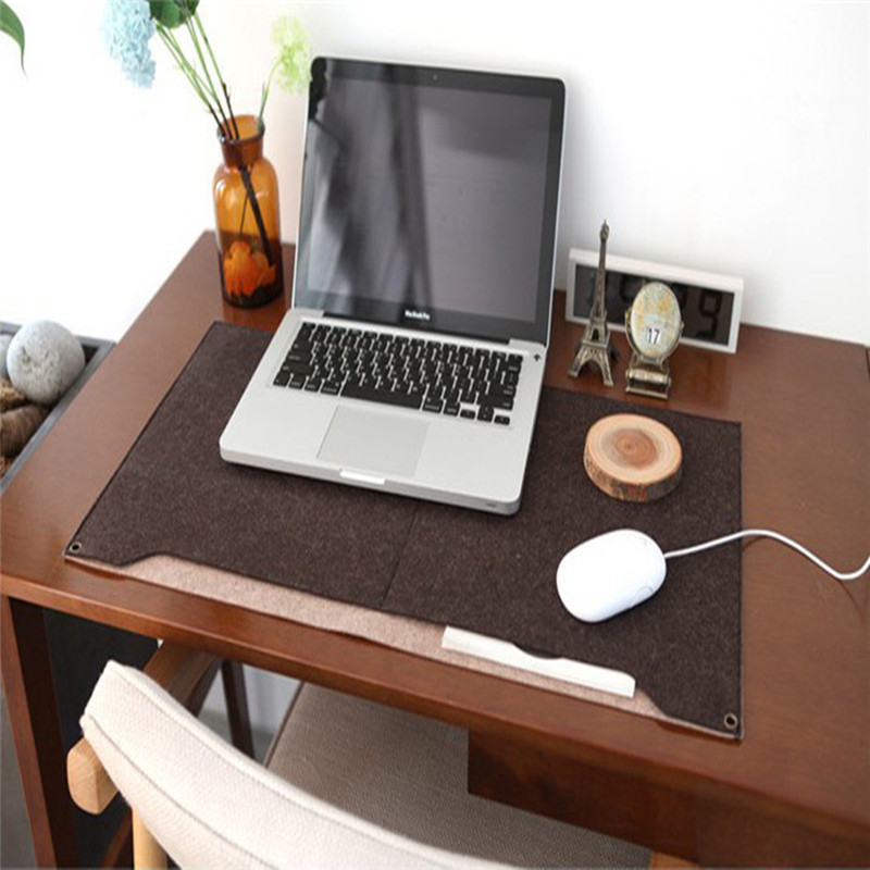 Incroyable 67x33 Big Durable Computer Desk Mat Modern Table Felt Office Desk Mat Mouse  Pad Pen Holder Wool Felt Laptop Cushion Desk Mat Pad In Mouse Pads From  Computer ...