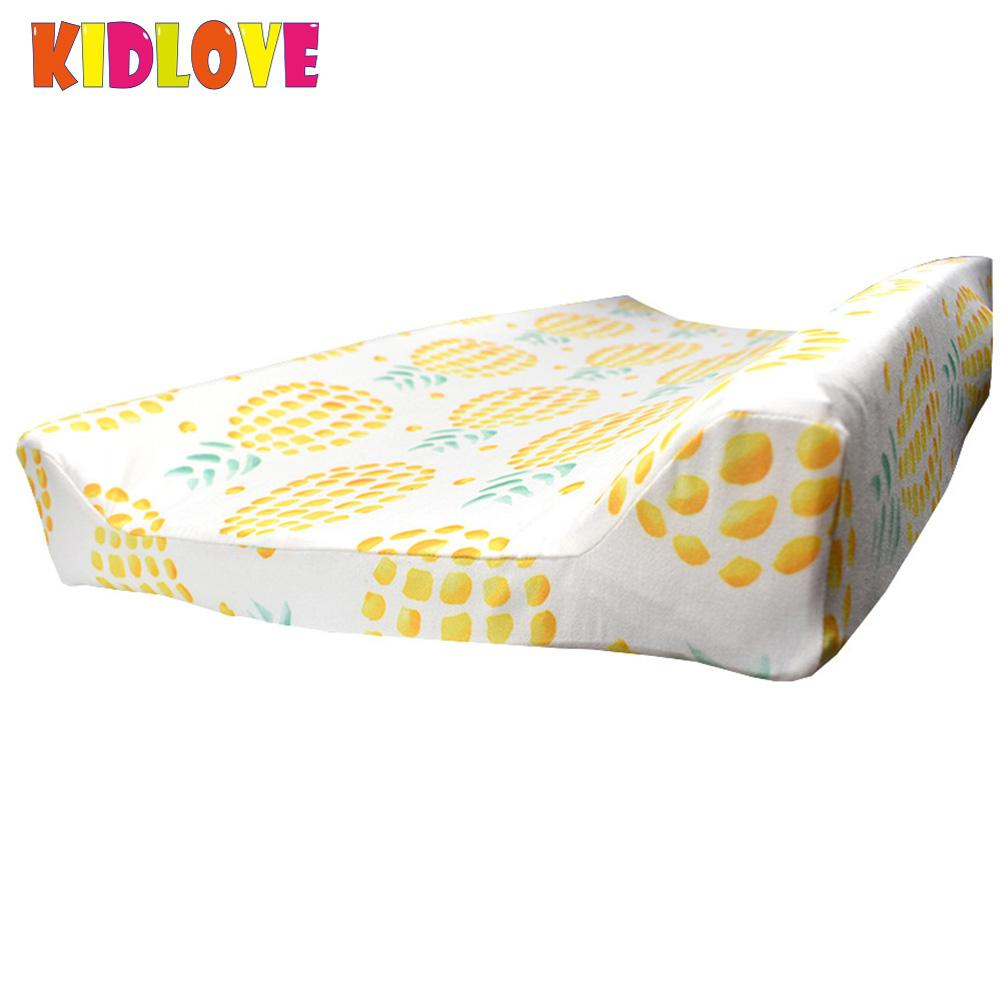 Kidlove Changing Pad Cover Girl Or Boy  Baby Changing Table Cover Baby Gift Changing Mat Baby Nursery SAN0