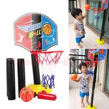 B76 Indoor Outdoor Adjustable Mini Children Kid Basketball Play Set Sport Toy Game