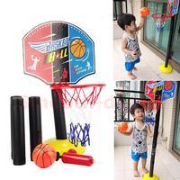 Indoor Outdoor Adjustable Mini Children Kid Basketball Play Set Sport Toy Game