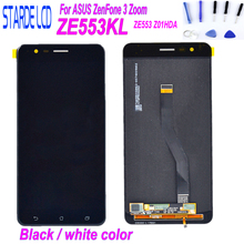 STARDE Replacement LCD for Asus Zenfone 3 Zoom ZE553KL Z01HD Z01HDA  LCD Display Touch Screen Digitizer Assembly with Free Tools цена и фото