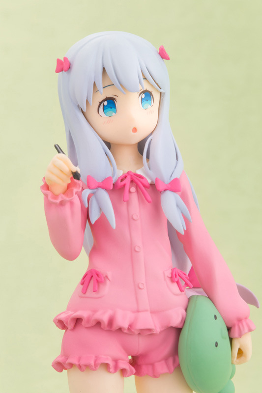 18CM Japanese sexy anime figure Eromanga Sensei Izumi Sagiri action figure collectible model toys for boys 1