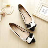 New 2017 Spring Summer Women S Shoes Leather Fashion Comfortable Soft Bottom Non Slip Big Size
