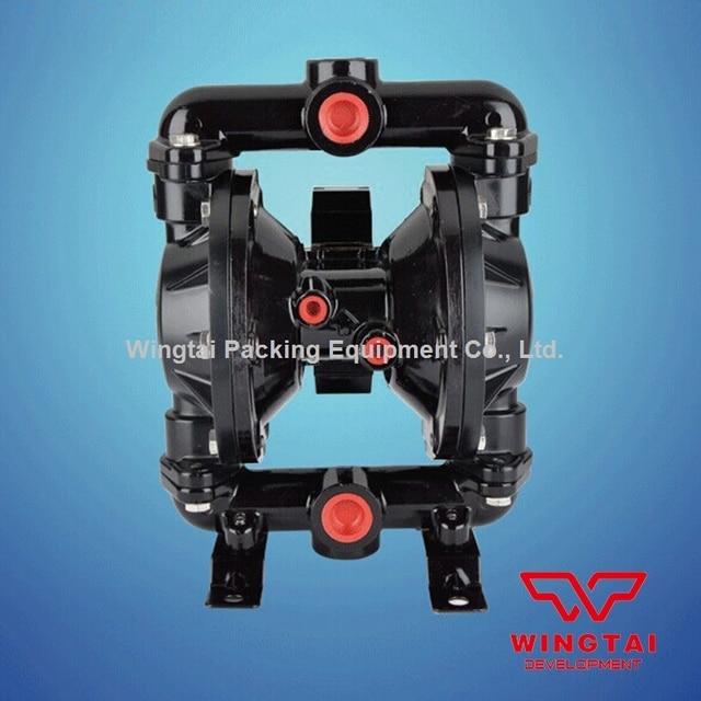 Air Driven Double Pneumatic Diaphragm Pump Aluminum Alloy Oil Pump BML-20