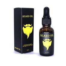 Gentlemen Beard Oil Set Moisturizing Treatment Beard Moisturizes Facial Hair Moustache Oil Pure Organic Beard Oil Growth shaping