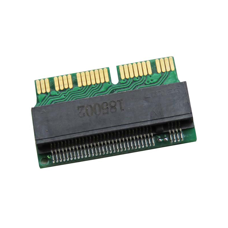 NVMe PCIe M.2 M Key SSD Adapter Card Expansion Card for Macbook Air 2013 2014 2015 New Computer Cables Connectors Dropshipping Pakistan