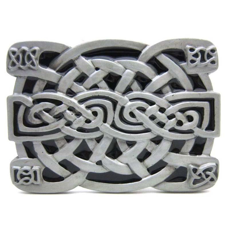 Middeleeuwse Keltic Knot Mesh Design - Kunsten, ambachten en naaien