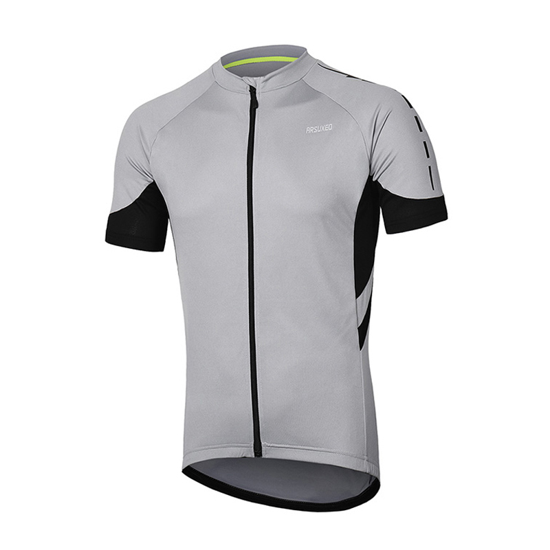 Outdoor Sports Cycling Jersey MTB DH Bike Cycling Clothing T-Shirts  Anti-sweat Bike Bicycle Short Sleeves Jerseys 5 colors 67651b6af