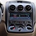Руки-бесплатные Звонки 12 В Bluetooth Стерео FM Радио MP3 Аудио Вход Aux игрока Приемник SD USB MP3 Радио 1 DIN в Тире