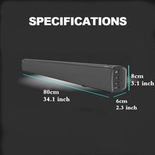 Bluetooth Soundbar TV AUX Optic Bluetooth Soundbar Speakers