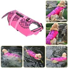 Pet Safety Vest Dog Life Jacket