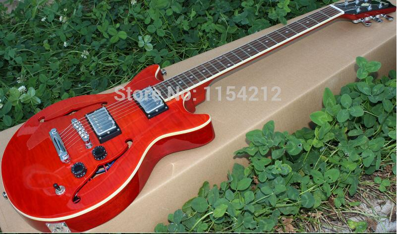 Vicers  Wholesale Musical  electric guitar G  ES-335 The Dot CH semi-acoustic guitar -! es acoustic es 12m ad
