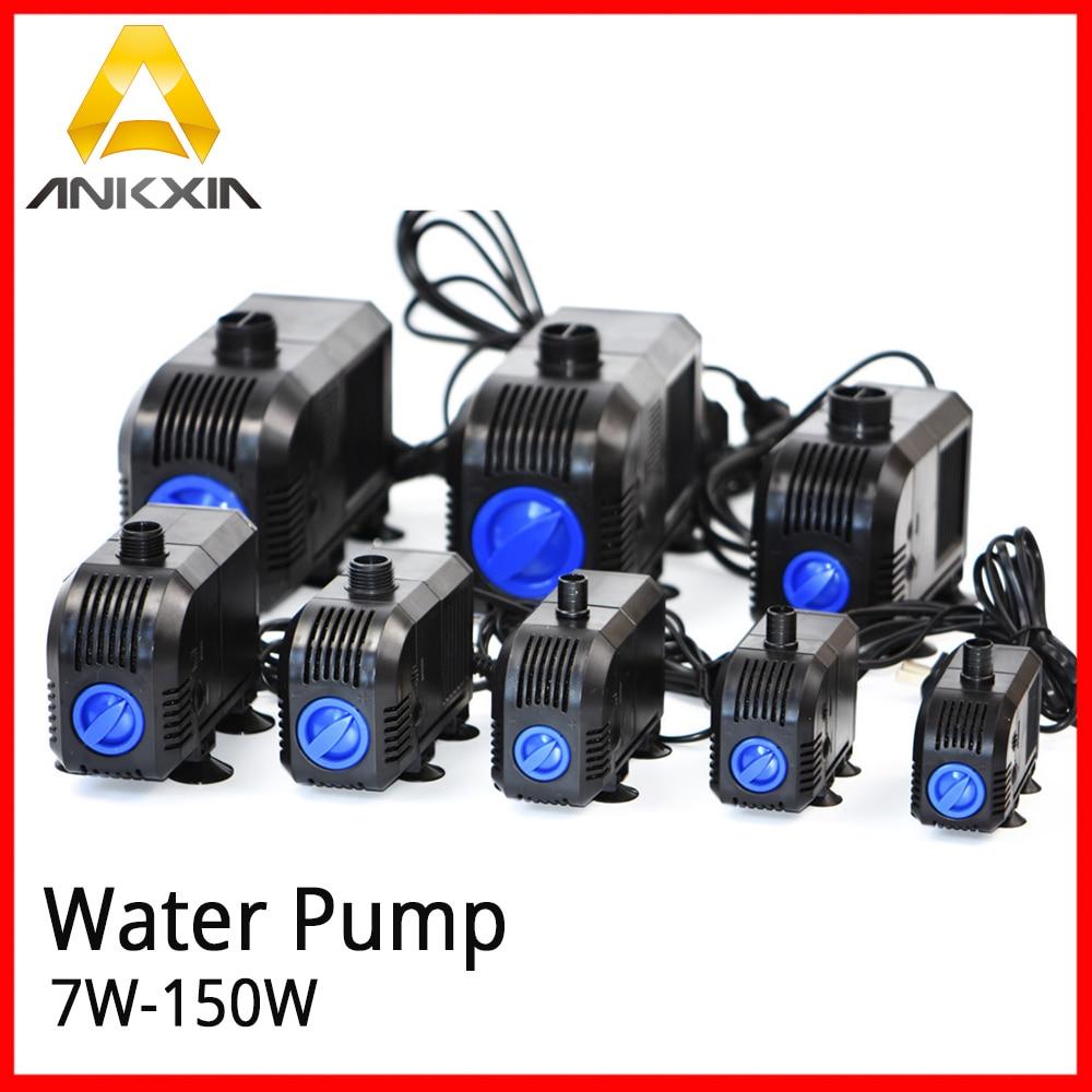 Submersible Water Pump IPX8 7W/8W/20W/25W/35W/45W/55W 220V for CO2 Laser Engraving Cutting Marking Machine цена и фото