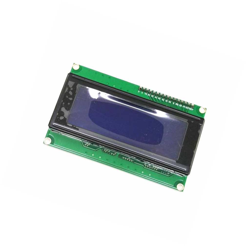 IIC/I2C 2004 LCD Module Blue Screen LCD2004 Display Module For Arduino
