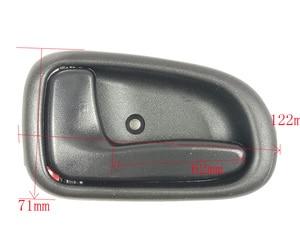 Image 3 - 4 قطعة/مجموعة داخل مقبض الباب لتويوتا كورولا AE100 1993 1996 داخل مقبض مقبض باب السيارة