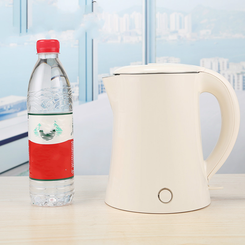 NEW Household travel insulation 304 stainless steel portable small electric kettle 1L large capacity электрокашеварка small shells bb 1l