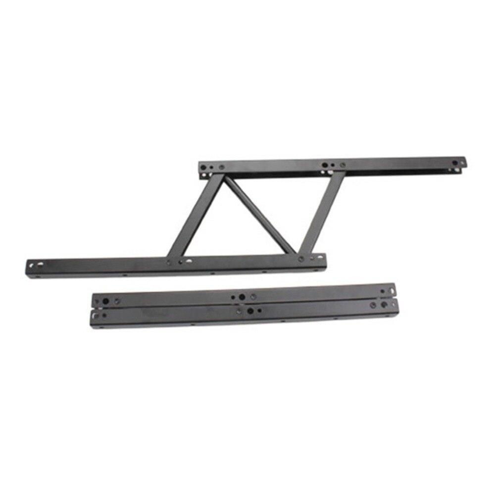 Möbel Rahmen Möbel Teile Lift Up Top Kaffee Tisch Heben Rahmen Mechanismus Scharnier Hardware Fitting Mit Frühling Folding Standing Schreibtisch Rahmen