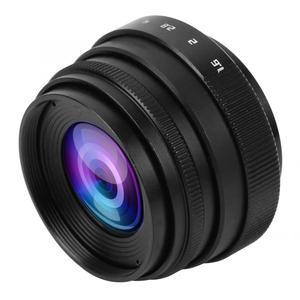 Image 4 - 35mm F1.6 CCTV C góra duża przysłona obiektyw do Sony NEX M4/3 FX adapter obiektywu f/1.6 maksymalna przysłona mikro pojedyncza soczewka