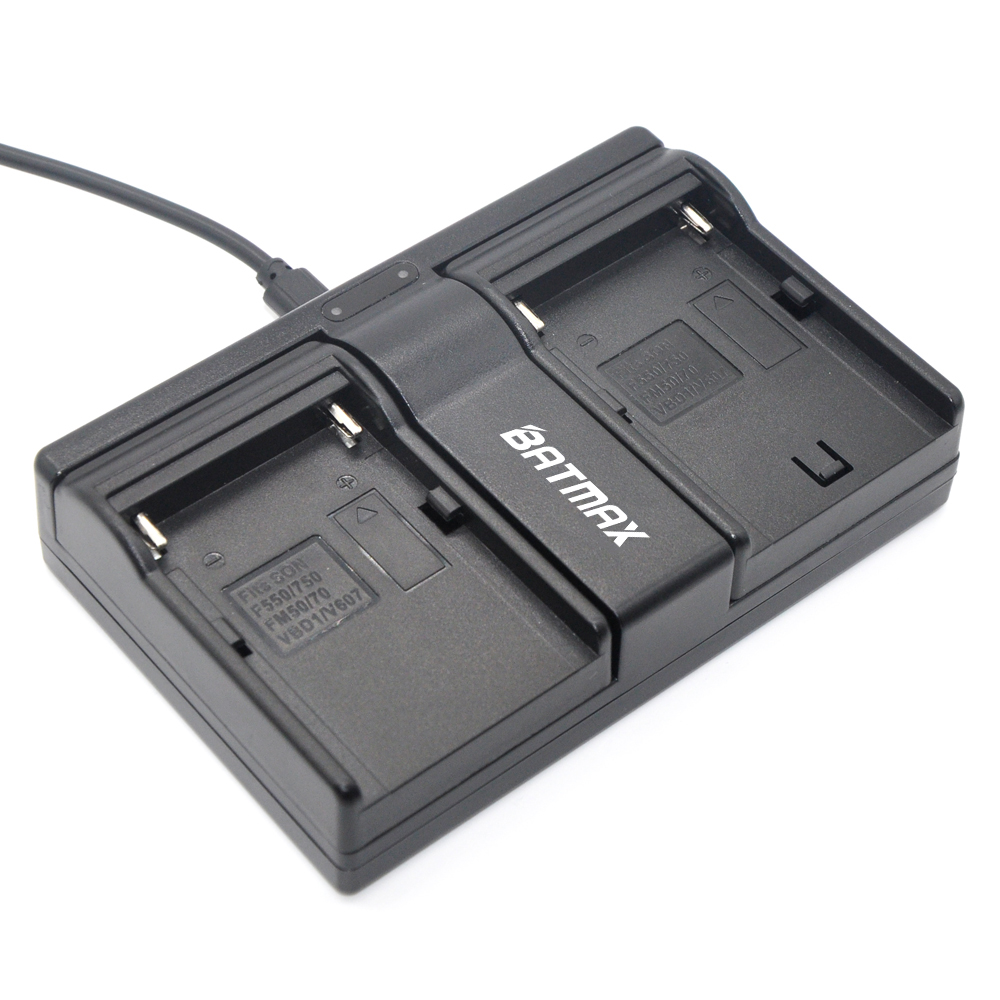 NP-F960 NP-F970 NP F930 Battery Dual Charger for SONY F950 F330 F550 F570 F750 F770 MC1500C HD1000C V1C Z5C Z7C PD198P 150P 198P аккумулятор для фотокамеры new sony np f330 np f550 np f570 np f750 np f770 v615 np f570