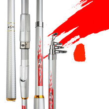 Promo offer 3.6m special offer fishing sea rod fishing rod ultralight hard rod fishing rod pole shot