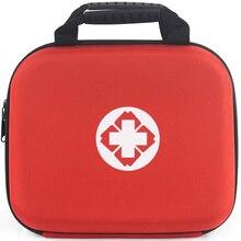 дешево!  Двойная портативная аптечка ЕВА медицинский набор семейный открытый автомобиль Аварийные сумки