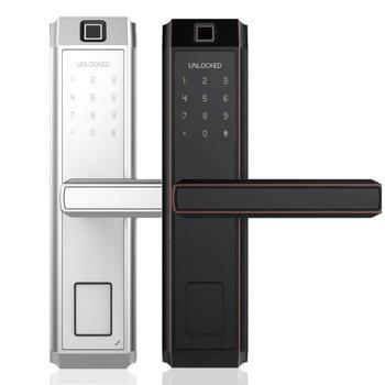 Fingerprint Door Lock, Electronic Smart Fingerprint Lock  Digital Safe Lock Smart Home Door Lock