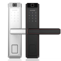 Fingerprint Door Lock, Electronic Smart Fingerprint Lock Digital Safe Lock Smart Home Door Lock