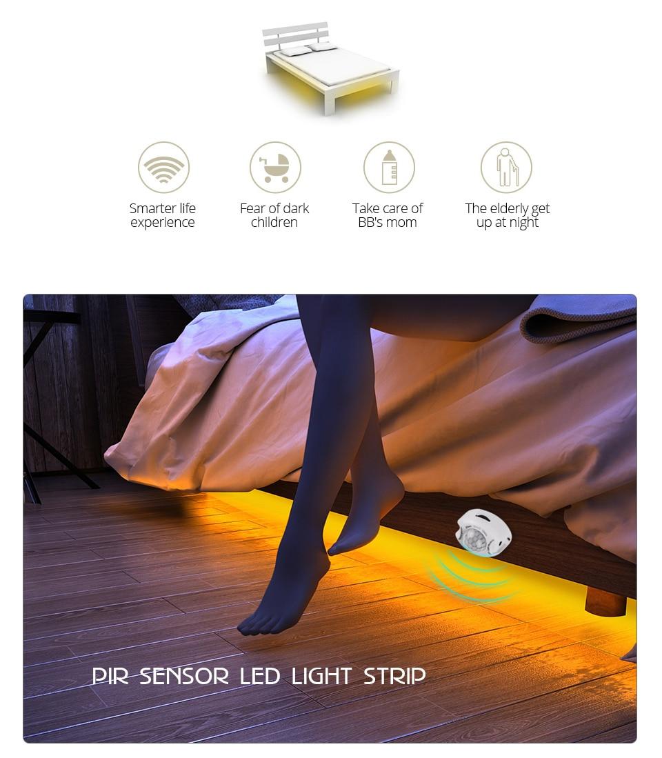 PIR LED Strip light (4)