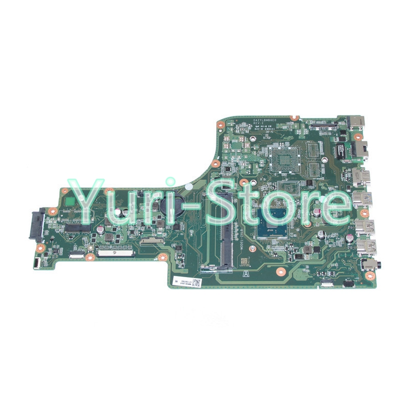 For Acer TravelMate P453 P453-M-6696 Notebook PC mainboard System Board DDR3 15.6 Inch 574680 001 1gb system board fit hp pavilion dv7 3089nr dv7 3000 series notebook pc motherboard 100% working